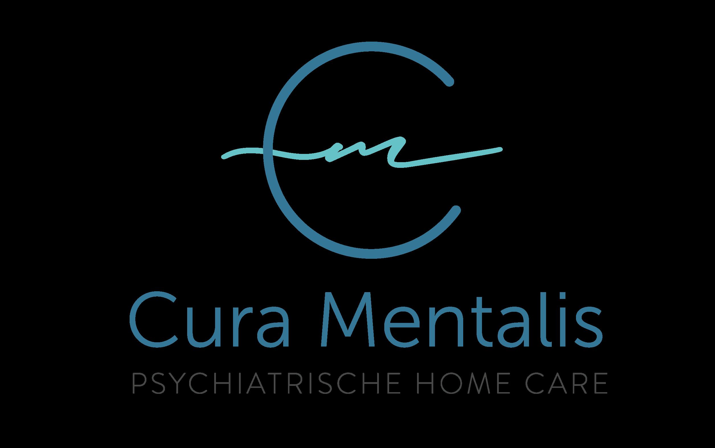 Logo Cura Mentalis farbig
